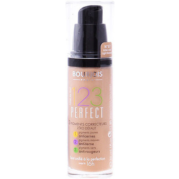 Bellezza Donna Fondotinta & primer Bourjois 123 Perfect Liquid Foundation 57-light Bronze   30 ml