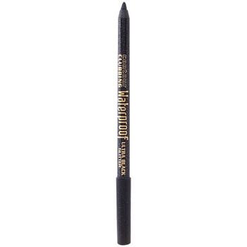 Bellezza Donna Matia per occhi Bourjois Contour Clubbing Waterproof Eyeliner 055-ultrablack Glitter 1,
