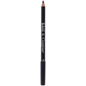 Bellezza Donna Matia per occhi Bourjois Khôl&contour Eye Pencil 001-black 1,2 Gr 1,2 g