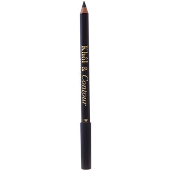 Bellezza Donna Matia per occhi Bourjois Khôl & Contour Eye Pencil 002-ultra Black 1,2 Gr 1,2 g