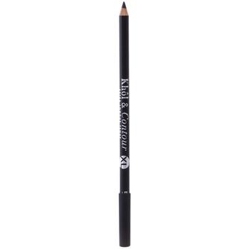 Bellezza Donna Matia per occhi Bourjois Khôl & Contour Xl 001-noir-issime 1,6 Gr 1,6 g