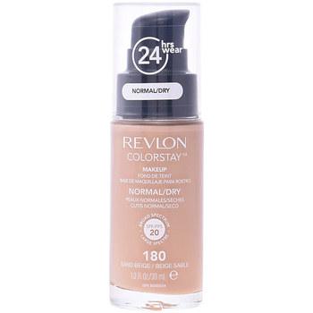 Bellezza Donna Fondotinta & primer Revlon Colorstay Foundation Normal/dry Skin 180-sand Beige 30 ml