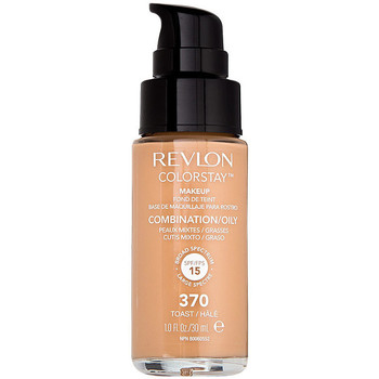 Bellezza Donna Fondotinta & primer Revlon Colorstay Foundation Combination/oily Skin 370-toast 30 ml