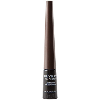 Bellezza Donna Matia per occhi Revlon Colorstay Liquid Liner 252-black Brown  2,5 ml