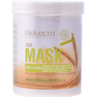 Bellezza Shampoo Salerm Wheat Germ Hair Mask  1000 ml