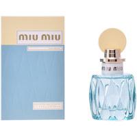 Bellezza Donna Eau de parfum Miu Miu L'Eau Bleue Edp Vaporizador  50 ml