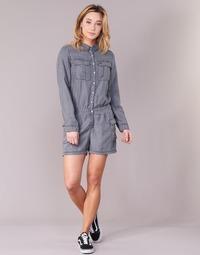 Abbigliamento Donna Tuta jumpsuit / Salopette Deeluxe WEAVY Grigio