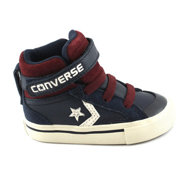 Scarpe Unisex bambino Sneakers alte Converse CON-I17-758876C-OW Blu