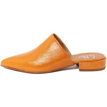Scarpe Donna Zoccoli Gusto  arancio