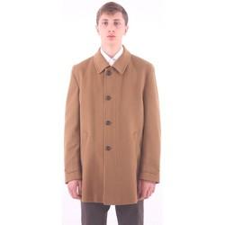 Abbigliamento Uomo Cappotti Schneiders CAPPOTTO  IN LANA COLOR CAMMELLO Brown
