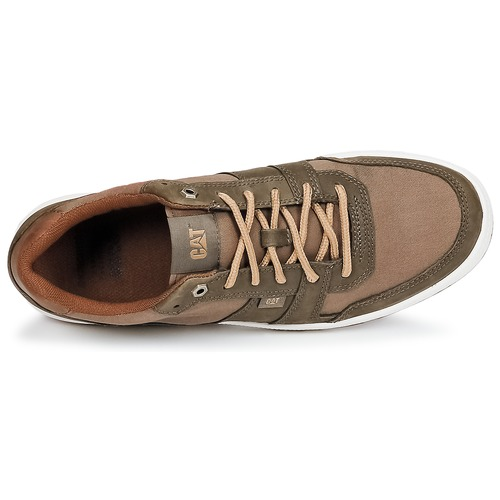 Caterpillar LINE UP Scarpe CANVAS Marrone  Scarpe UP Sneakers basse Uomo 71,92 825009
