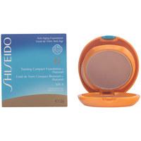 Bellezza Fondotinta & primer Shiseido Tanning Compact Foundation Spf6 natural 12 Gr 12 g