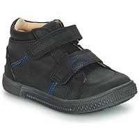 Scarpe Bambino Sneakers alte GBB ROBERT Nero