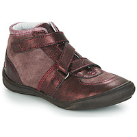 Scarpe Bambina Sneakers alte GBB RIQUETTE Marrone / Bronzo