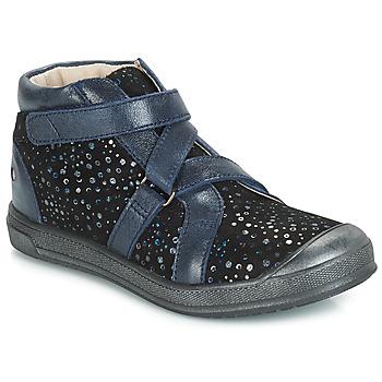 Scarpe Bambina Sneakers alte GBB NADEGE Blu