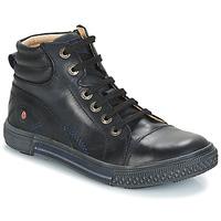 Scarpe Bambino Sneakers alte GBB RALPH Nero