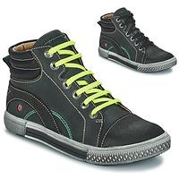 Scarpe Bambino Sneakers alte GBB RALPH Grigio