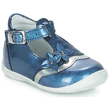 Scarpe Bambina Ballerine GBB SELVINA Blu