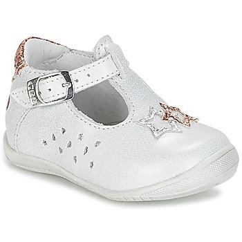 Scarpe Bambina Ballerine GBB SEVERINE Bianco
