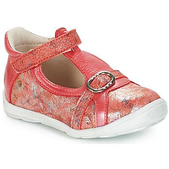 Scarpe Bambina Ballerine GBB SALOME Rosso