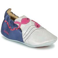 Scarpe Bambina Pantofole Catimini SIRENE VTE MARINE-BLANC DPF/SOUPLE