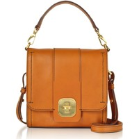 Borse Uomo Tracolle The Bridge THE BRIDGE BORSA MESSENGER UOMO 0432173Y15          ARANCIONE