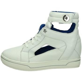 Scarpe Donna Sneakers alte Albano 7356 Bianco