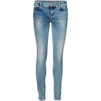 Abbigliamento Donna Jeans slim Noisy May 10145489 32 Jeans Donna Jeans Jeans