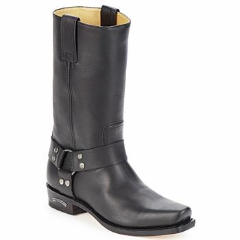 Scarpe Uomo Stivali Sendra boots EDDY Nero
