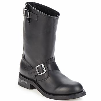 Scarpe Uomo Stivaletti Sendra boots OWEN Nero