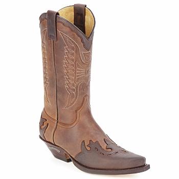 Scarpe Stivali Sendra boots DAVIS Marrone