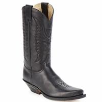 Scarpe Stivali Sendra boots FLOYD Nero