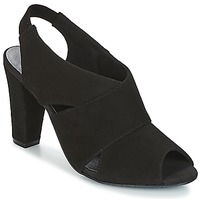 Scarpe Donna Sandali KG by Kurt Geiger FOOT-COVERAGE-FLEX-SANDAL-BLACK Nero