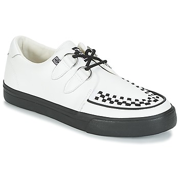 Scarpe Sneakers basse TUK CREEPERS SNEAKERS Bianco / Nero
