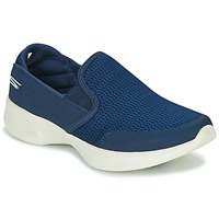 Scarpe Donna Slip on Skechers GO WALK 4 Marine