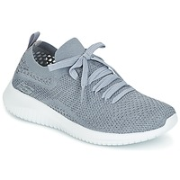 Scarpe Donna Fitness / Training Skechers ULTRA FLEX Grigio