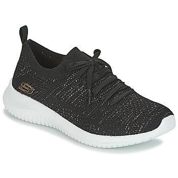Scarpe Donna Sneakers basse Skechers ULTRA FLEX Nero