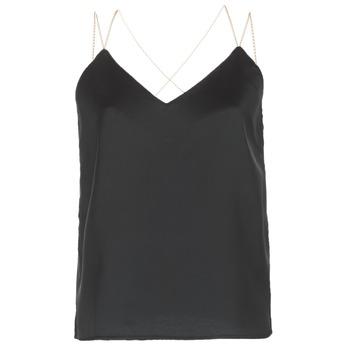 Abbigliamento Donna Top / Blusa See U Soon 8111095 Nero