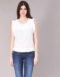 Abbigliamento Donna Top / Blusa See U Soon 8111036 Bianco