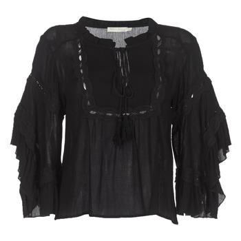 Abbigliamento Donna Top / Blusa See U Soon 8112057 Nero