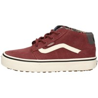 Scarpe Bambino Sneakers alte Vans VN-0 A3DQBOGV SNEAKERS Bambino BORDEAUX BORDEAUX