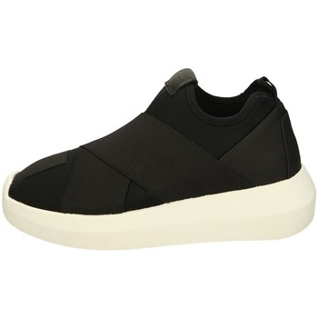 Scarpe Donna Slip on Fessura HI-TWINS X Nero