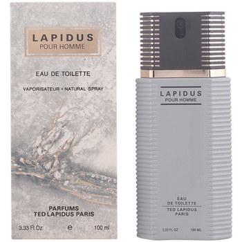 Bellezza Uomo Eau de toilette Ted Lapidus Lapidus Pour Homme Edt Vaporizador  100 ml