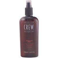 Bellezza Uomo Maschere &Balsamo American Crew Grooming Spray  250 ml