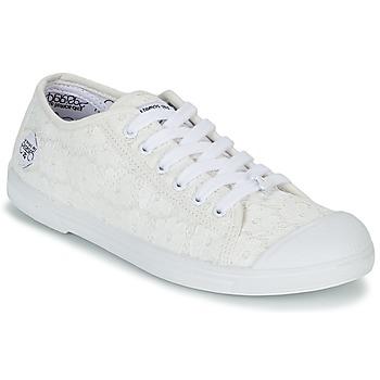 Scarpe Donna Sneakers basse Le Temps des Cerises BASIC 02 Bianco