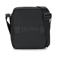 Borse Uomo Pochette / Borselli Hugo Boss Green PIXEL NS ZIP Nero