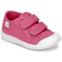 Scarpe Bambina Sneakers basse Citrouille et Compagnie GLASSIA Rosa
