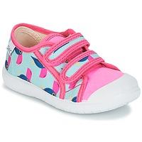Scarpe Bambina Sneakers basse Citrouille et Compagnie GLASSIA Multicolore