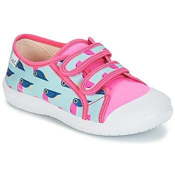 Scarpe Bambina Sneakers basse Citrouille et Compagnie RIVIALELLE Multicolore