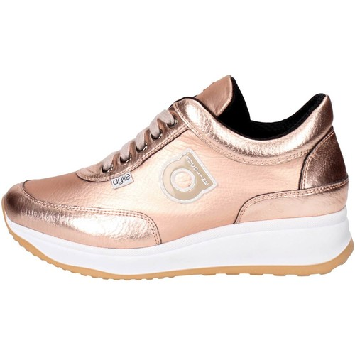 Agile By Ruco Line Agile By Rucoline 1304 A-13 Sneakers Bassa Donna ROSA ROSA - Scarpe Sneakers basse Donna 95,91